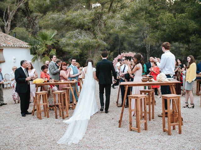 La boda de Rob y Siobhán en Altea, Alicante 127