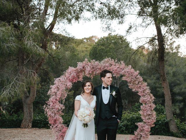 La boda de Rob y Siobhán en Altea, Alicante 128