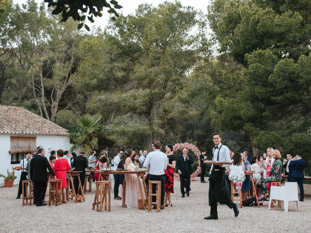La boda de Rob y Siobhán en Altea, Alicante 129