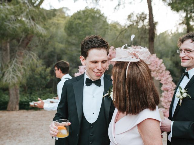 La boda de Rob y Siobhán en Altea, Alicante 130