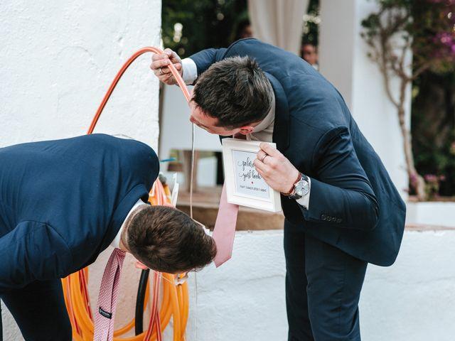 La boda de Rob y Siobhán en Altea, Alicante 131