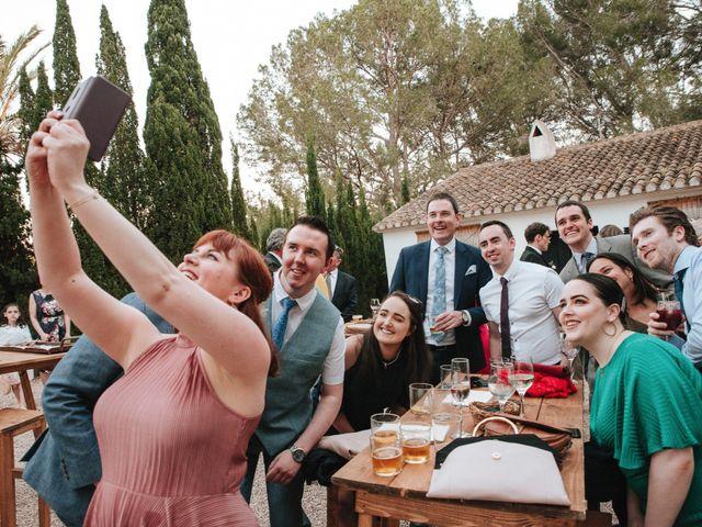 La boda de Rob y Siobhán en Altea, Alicante 136