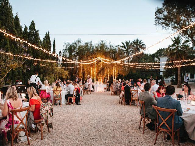 La boda de Rob y Siobhán en Altea, Alicante 138