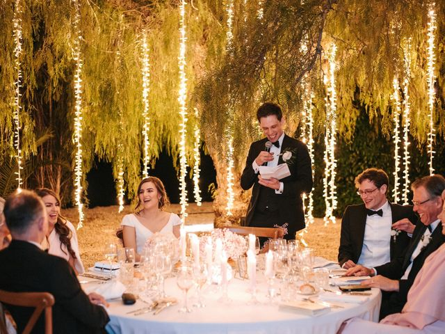 La boda de Rob y Siobhán en Altea, Alicante 145