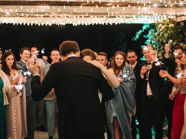 La boda de Rob y Siobhán en Altea, Alicante 154
