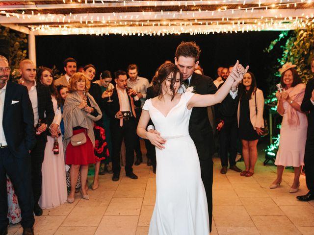 La boda de Rob y Siobhán en Altea, Alicante 156