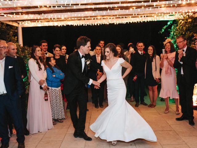 La boda de Rob y Siobhán en Altea, Alicante 158
