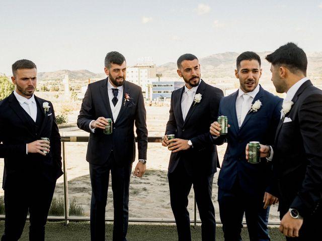 La boda de Javier y Nuria en Totana, Murcia 29