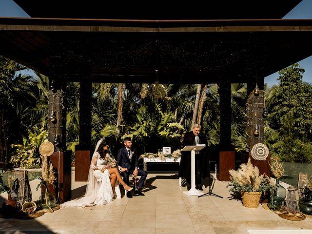 La boda de Javier y Nuria en Totana, Murcia 71