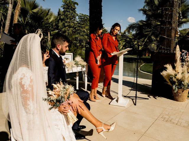 La boda de Javier y Nuria en Totana, Murcia 77