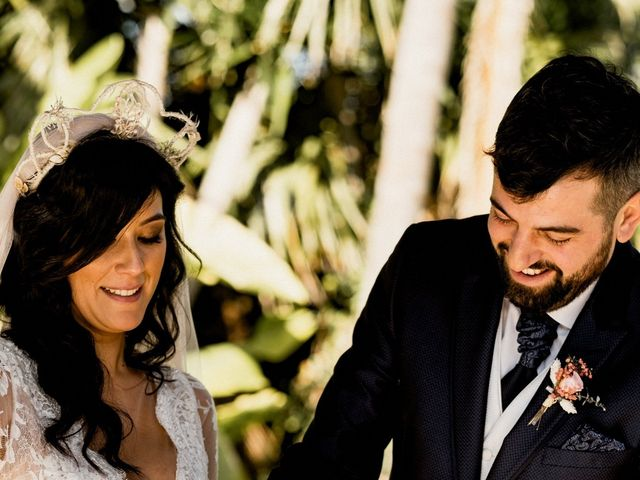 La boda de Javier y Nuria en Totana, Murcia 83