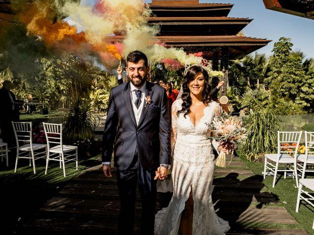 La boda de Javier y Nuria en Totana, Murcia 85