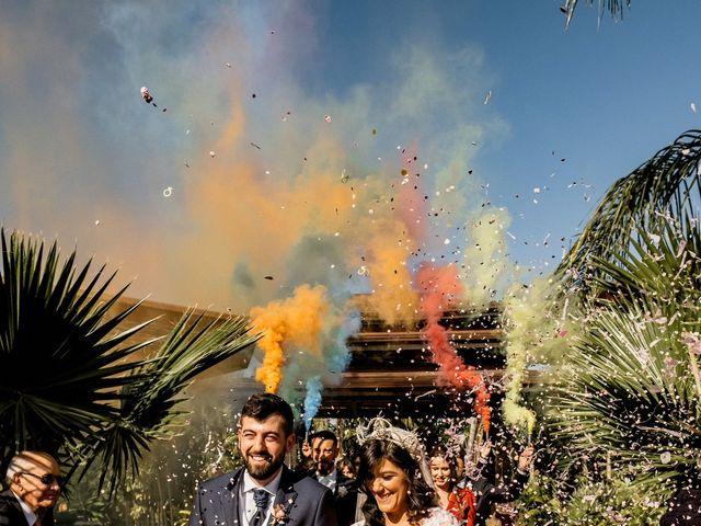 La boda de Javier y Nuria en Totana, Murcia 86