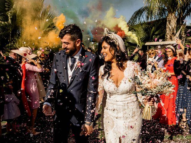 La boda de Javier y Nuria en Totana, Murcia 87