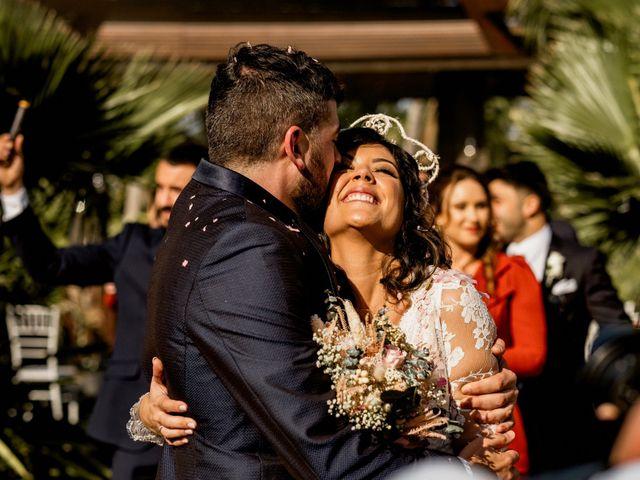 La boda de Javier y Nuria en Totana, Murcia 1
