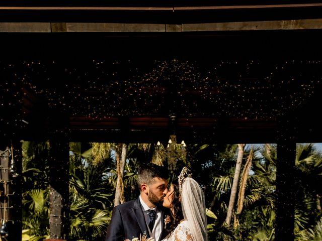 La boda de Javier y Nuria en Totana, Murcia 90