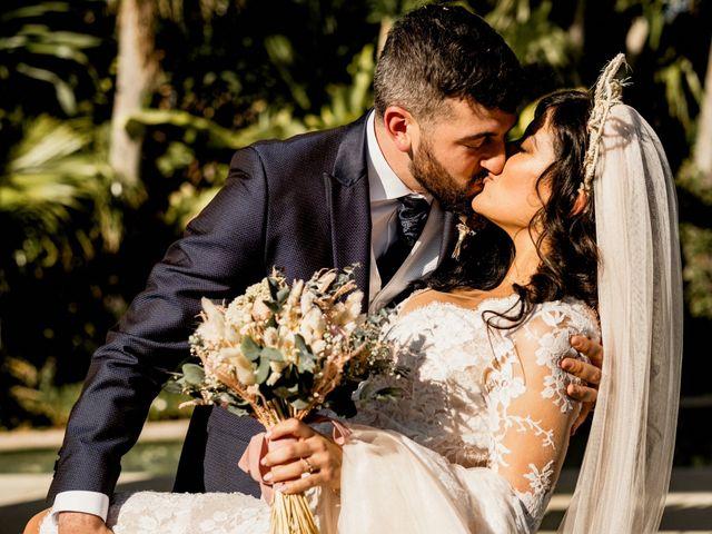 La boda de Javier y Nuria en Totana, Murcia 91