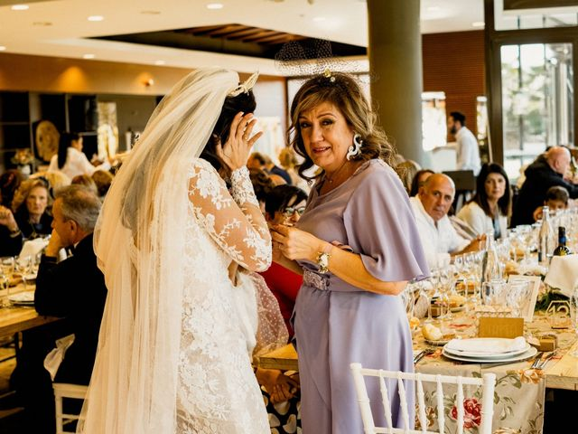 La boda de Javier y Nuria en Totana, Murcia 111