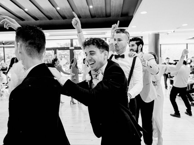 La boda de Javier y Nuria en Totana, Murcia 121