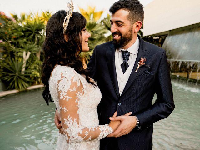 La boda de Javier y Nuria en Totana, Murcia 2