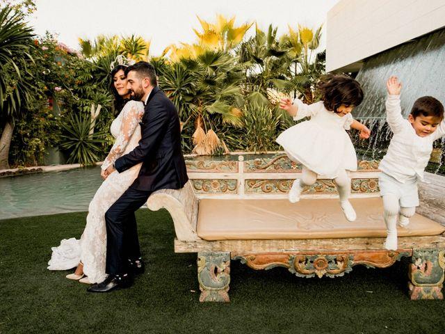 La boda de Javier y Nuria en Totana, Murcia 138