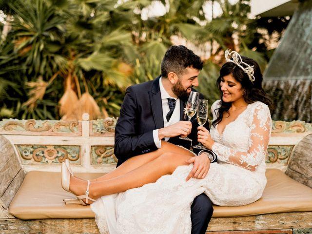 La boda de Javier y Nuria en Totana, Murcia 139