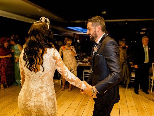La boda de Javier y Nuria en Totana, Murcia 145