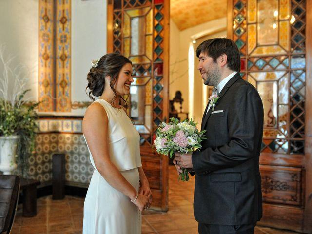 La boda de Irene y Juanjo en Sant Cugat Del Valles, Barcelona 13