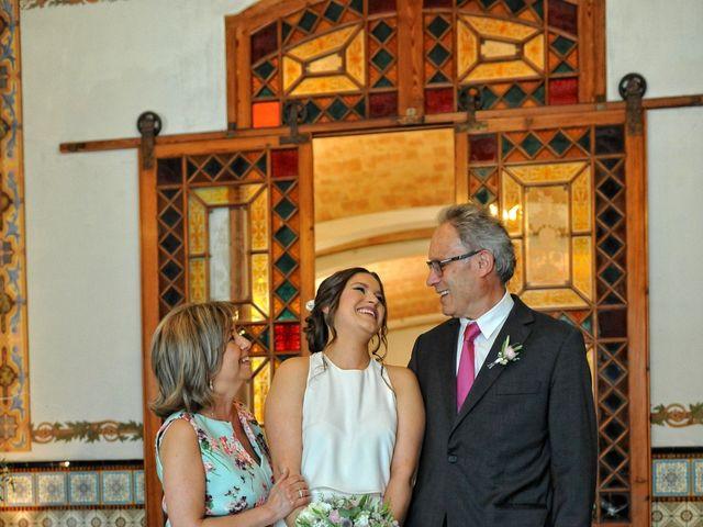 La boda de Irene y Juanjo en Sant Cugat Del Valles, Barcelona 15