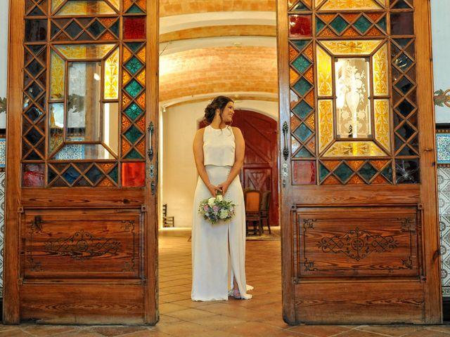 La boda de Irene y Juanjo en Sant Cugat Del Valles, Barcelona 16