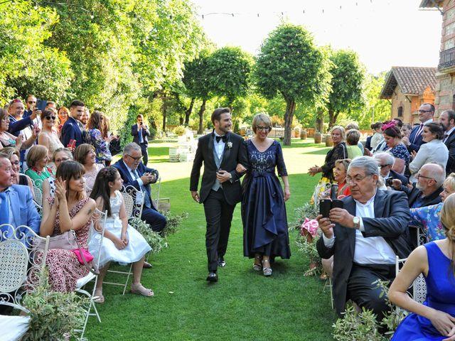 La boda de Irene y Juanjo en Sant Cugat Del Valles, Barcelona 17