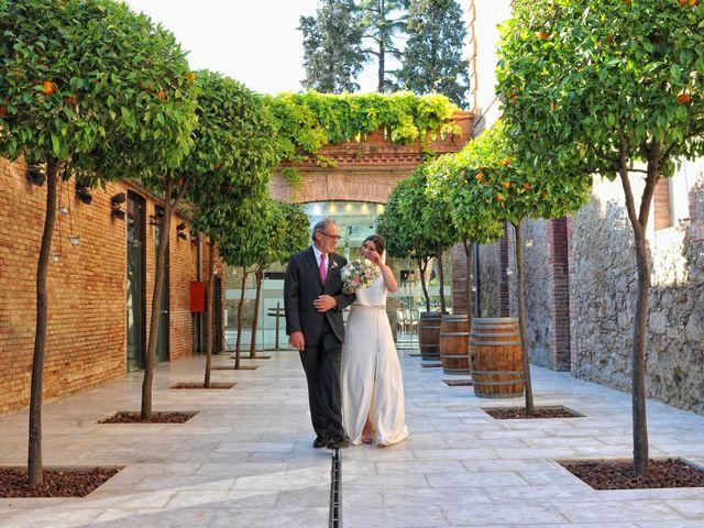 La boda de Irene y Juanjo en Sant Cugat Del Valles, Barcelona 18