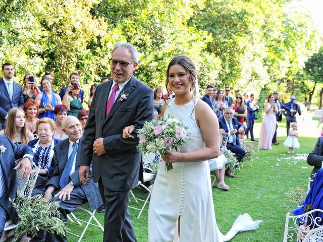 La boda de Irene y Juanjo en Sant Cugat Del Valles, Barcelona 20