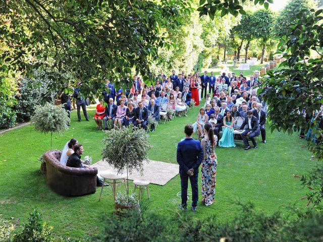 La boda de Irene y Juanjo en Sant Cugat Del Valles, Barcelona 21