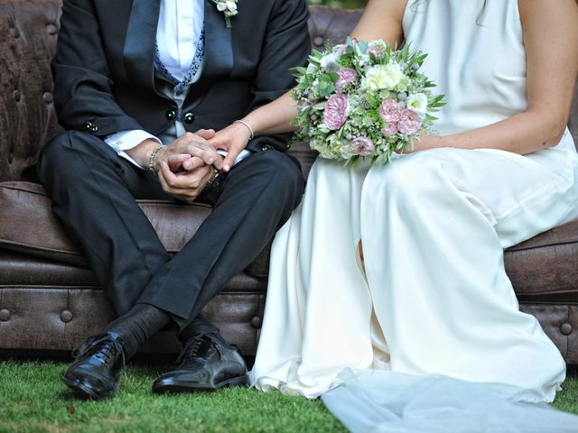 La boda de Irene y Juanjo en Sant Cugat Del Valles, Barcelona 22