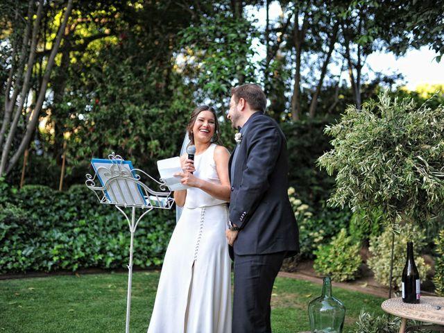 La boda de Irene y Juanjo en Sant Cugat Del Valles, Barcelona 27