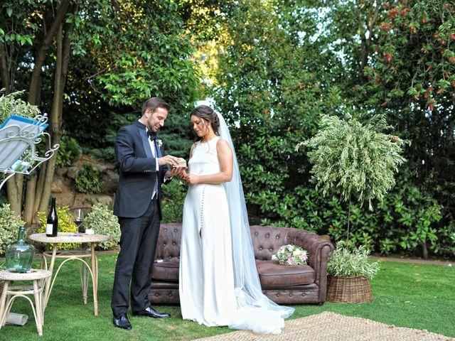 La boda de Irene y Juanjo en Sant Cugat Del Valles, Barcelona 28