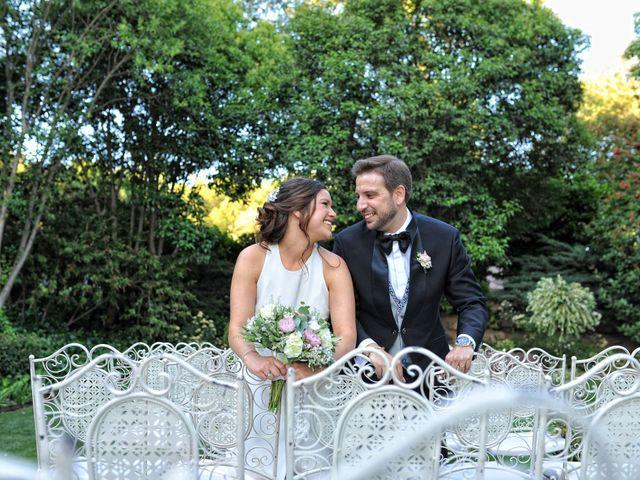 La boda de Irene y Juanjo en Sant Cugat Del Valles, Barcelona 32
