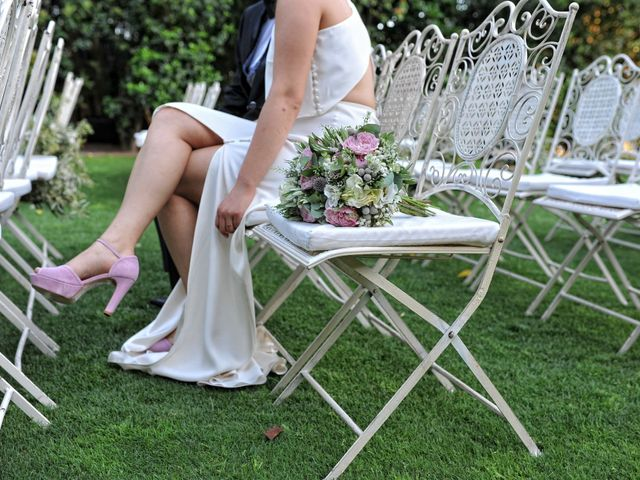 La boda de Irene y Juanjo en Sant Cugat Del Valles, Barcelona 33