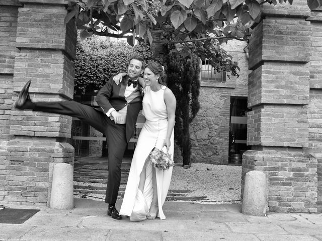La boda de Irene y Juanjo en Sant Cugat Del Valles, Barcelona 35