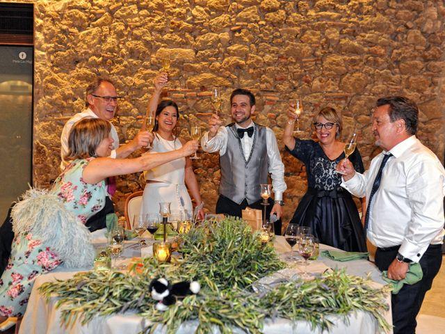 La boda de Irene y Juanjo en Sant Cugat Del Valles, Barcelona 41