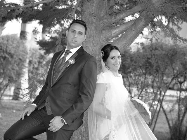 La boda de Silvia y Matías en Mula, Murcia 2