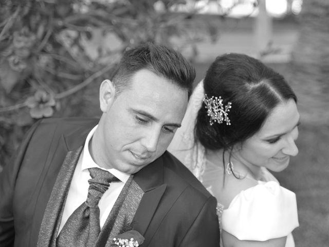 La boda de Silvia y Matías en Mula, Murcia 4