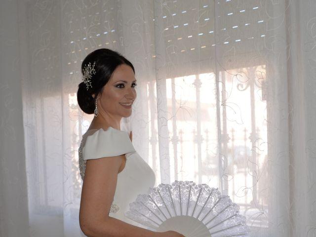 La boda de Silvia y Matías en Mula, Murcia 7