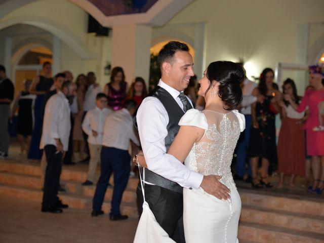 La boda de Matías y Silvia