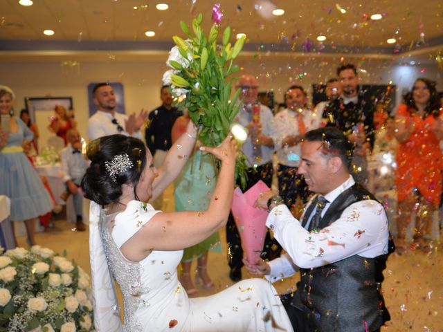 La boda de Silvia y Matías en Mula, Murcia 1