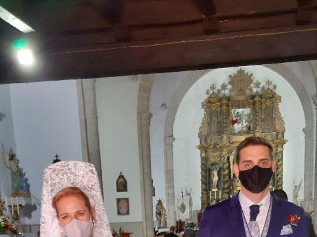 La boda de Sergio y Pilar en Santiago De La Espada, Jaén 5