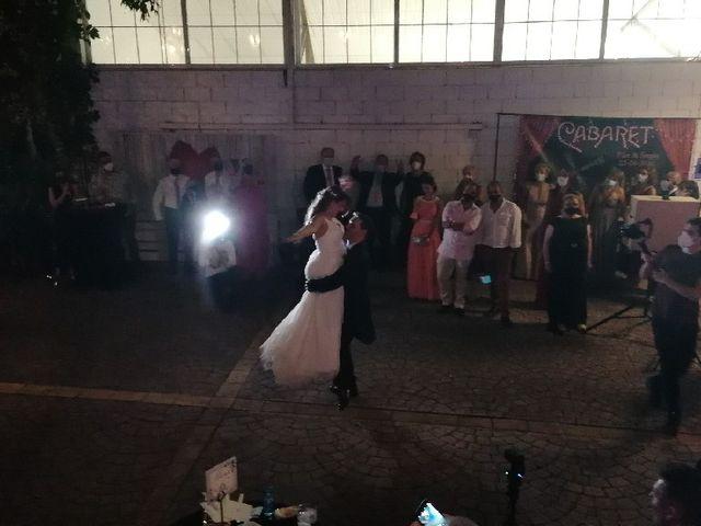 La boda de Sergio y Pilar en Santiago De La Espada, Jaén 1