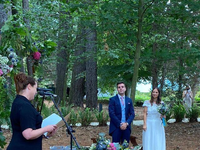 La boda de Diego y Cristina  en Oleiros, A Coruña 5