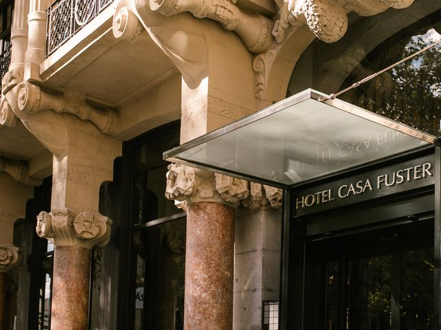 La boda de Yago y Helena en Barcelona, Barcelona 1